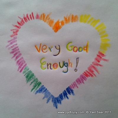 Very Good Enough!